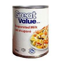 Great Value Evaporated Milk
