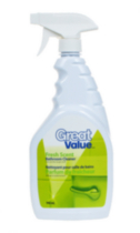 Great Value Fresh Scent Bathroom Cleaner