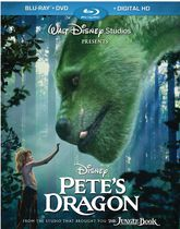 Pete's Dragon (2016) (Blu-ray + DVD + Digital HD)
