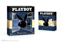 Coffret King of the Game de Playboy pour hommes