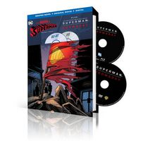 Superman: Doomsday (Blu-ray + DVD) / The Death Of Superman (Graphic Novel)