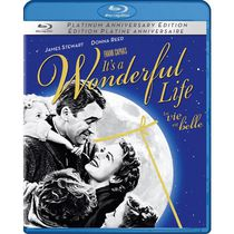 It's A Wonderful Life (Platinum Anniversary Edition) (Blu-ray) (Bilingual)