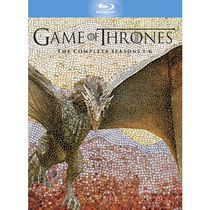 Game Of Thrones: The Complete Seasons 1-6 (Blu-ray + Digital HD) (Bilingual)