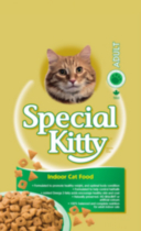 Special Kitty Indoor Cat Food 1.6KG