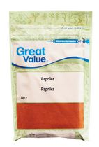 Sac de paprika de Great Value