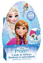 Disney Frozen Egg Box Candy & Stickers