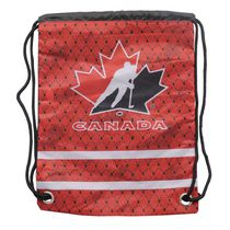 HC NHL Drawstring Bag