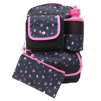 Athletic Works Multi Compartment Backpack, Pink