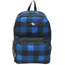 Sac à dos Athletic Works - plaid bleu
