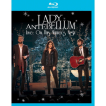 Lady Antebellum - Live: On This Winter's Night (Music Blu-ray)