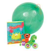Party Monsters Favour Kit for 4