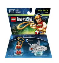 Lego Dimensions DC Wonder Woman Fun Pack