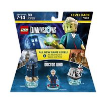 Lego Dimensions : Ensemble niveau « Dr Who »