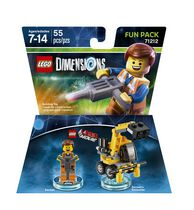 LEGO Dimensions Lego Emmet Fun Pack