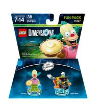 Lego Dimensions: The Simpsons Krusty Fun Pack