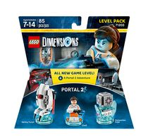Lego Dimensions: Portal 2 Level Pack