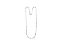 Ladies Sterling Silver Figarucci Chain 16""