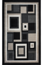 Hometrends Dardenia Area Rug 3 X 5