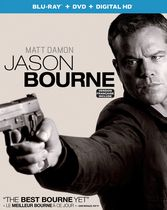 Jason Bourne (Blu-ray + DVD + Digital HD) (Bilingual)
