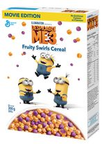 Finding Dory Fruity Swirls Cereal