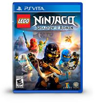 Lego Ninjago: Shadow of Ronin (PS Vita Game)