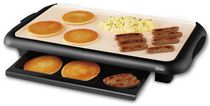 "Oster DuraCeramic™ 10"" x 18"" Electric Griddle"