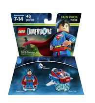 Ensemble d'amusement Lego Dimensions : « DC Superman »