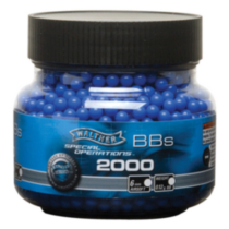 Walther airsoft 6mm 2000 count BBs