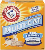 ARM & HAMMER Multi-Cat Unscented Cat Litter 12.7 Kg