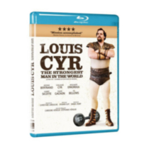 Louis Cyr The Strongest Man in the World - Blu-Ray