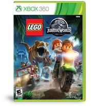 Lego: Jurassic World (Xbox 360 Game)