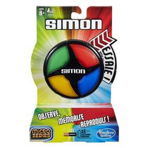 Hasbro Gaming Simon Micro Series Game French Version
