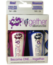 Wet Together Personal Lubricant