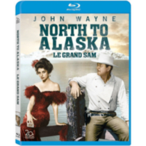 North To Alaska (Blu-ray) (Bilingual)