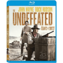 The Undefeated (Blu-ray) (Bilingual)