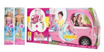 Barbie Bundle Pop-Up Camper 3-Story Playset