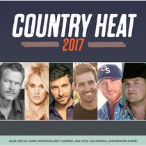 Artistes Variés - Country Heat 2017