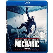 Mechanic: Resurrection (Blu-ray) (Bilingual)