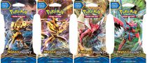 Pokémon XY9 5-Pack Blister Bundle Trading Card Game - English Version