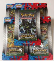 Pokémon Fates Collide 5-Pack Blister Bundle Trading Card Game - French
