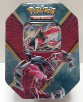 Pokémon 2016 Summer Yveltal-Ex Trading Card Game Tin