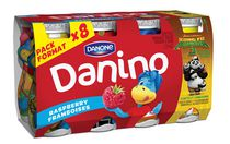 Danino Go Rasberry Drinkable Yogurt