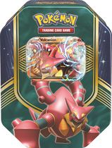 Pokémon 2016 Fall Tin Volcanion Red Trading Card Game - English