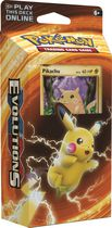 Pokémon XY12 Evolutions Deck Pikachu yellow Trading Cards - English