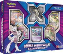 Pokémon XY12 Evolutions Deck Mewtwo purple Trading Cards - English