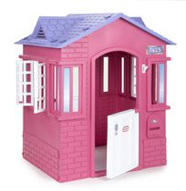 Maisonnette Princess CottageMCde Little TikesMD, rose