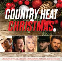 Artistes Variés - Country Heat Christmas 2017