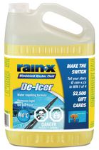 Rain-X 40C De-Icer Windshield Wash Fluid