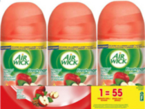 Air Wick Freshmatic 3pk Refills - Harvest Spice
