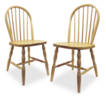 Winsome Windsor Natural Solid Wood Chair